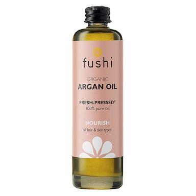 Fushi Argan Moroccan Organic Oil Virgin 100ml