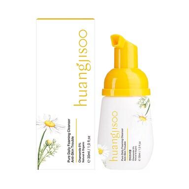 Huangjisoo Foaming Cleanser Anti-Skin Trouble 30ml
