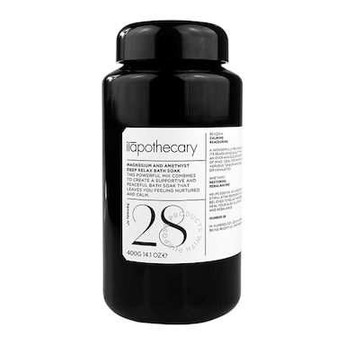 Ilapothecary Magnesium & Amethyst Deep Relax Bath Soak 400g