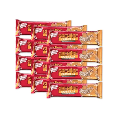 Grenade Carb Killa Protein Bar Gingerbread 12 x 60g