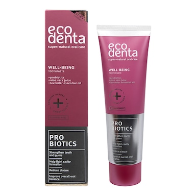 Ecodenta Well-Being Toothpaste 100ml