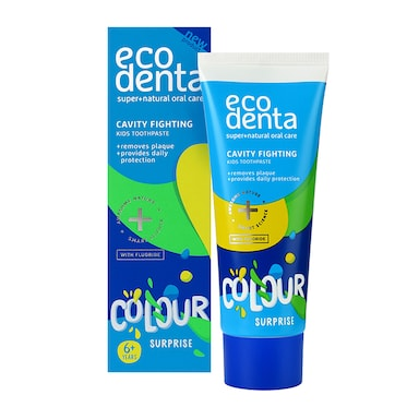 Ecodenta Colour Surprise Kids Toothpaste 75ml