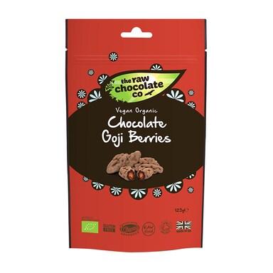 The Raw Chocolate Company Raw Chocolate Goji Berries 125g