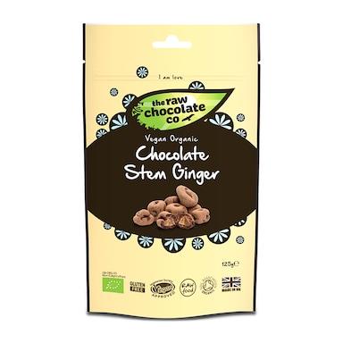 The Raw Chocolate Company Raw Chocolate Ginger 125g