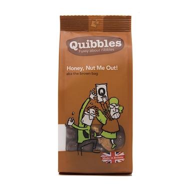 Quibbles Honey Nut Me Out! 100g