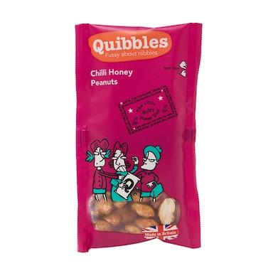 Quibbles Chilli Honey Peanuts 30g