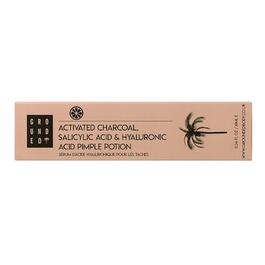 Grounded Acivated Charcoal Pimple Potion 10ml