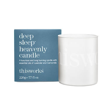 This Works Deep Sleep Heavenly Candle