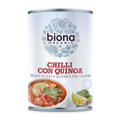 Biona Organic Chilli Con Quinoa 400g