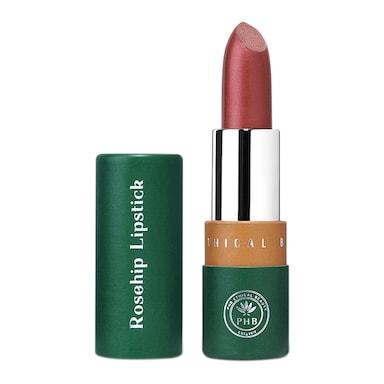 PHB 100% Pure Organic Lipstick - Cranberry 9g