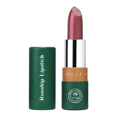 PHB 100% Pure Organic Lipstick - Plum 9g