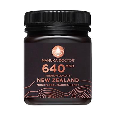 Manuka Doctor Monofloral Manuka Honey MGO 640 250g