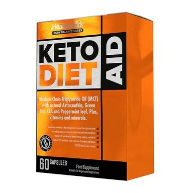 Healthspark Keto Diet Aid Capsules