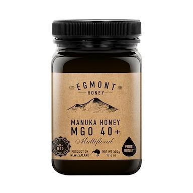 Egmont Honey Manuka Honey MGO 40+ 500g