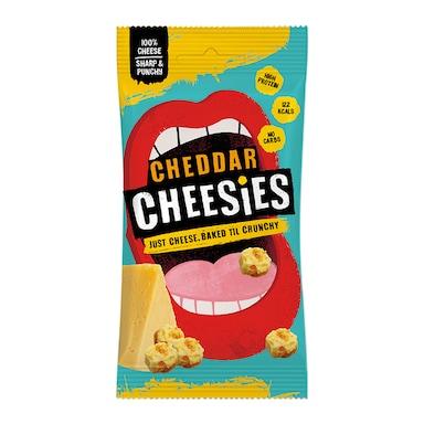 Cheesies Cheddar Snack 20g