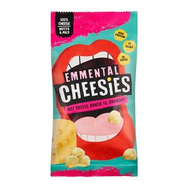 Cheesies Emmental Snack 20g