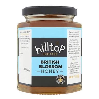 Hilltop Honey British Blossom 340g