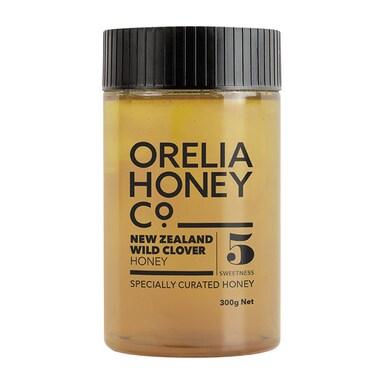 Orelia New Zealand Wild Clover Honey 250g