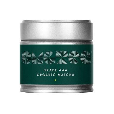 OMGTea AAA High Grade Organic Matcha Green Tea 30g