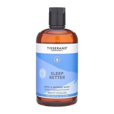 Tisserand Sleep Better Bath & Shower Wash 400ml