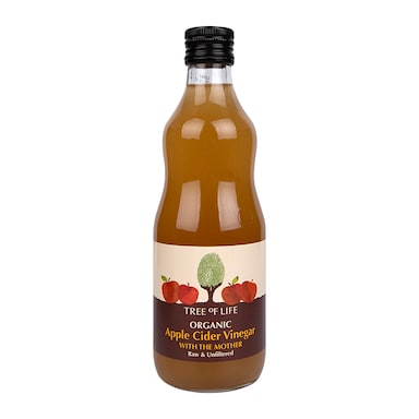 Tree Of Life Organic Apple Cider Vinegar With The Mother 500ml