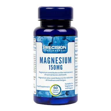 Precision Engineered Magnesium 60 Tablets
