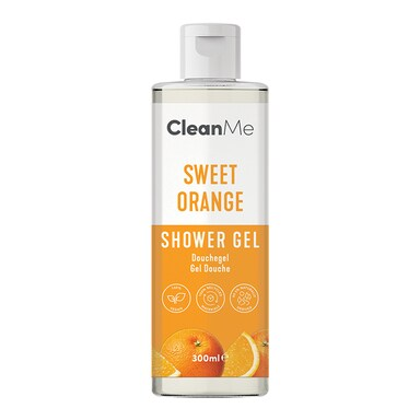 Clean Me Sweet Orange Shower Gel 300 ml