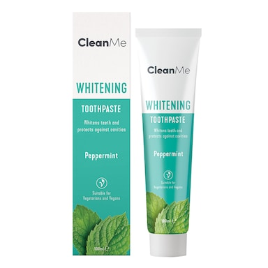 Clean Me Whitening Toothpaste
