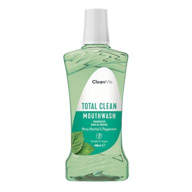 Clean Me Deep Clean Mouthwash