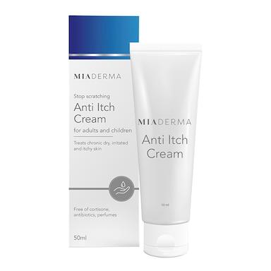 Miaderma Anti-Itch Cream for Adults