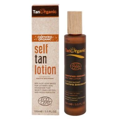 TanOrganic Self -Tanning Lotion - 100ml