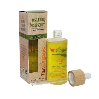 Tanorganic Facial Serum 50ml