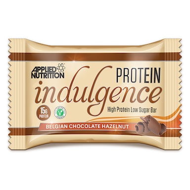 Applied Nutrition Indulgence Chocolate Hazelnut Bar 50g