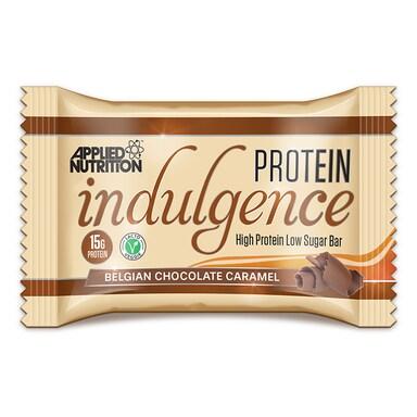 Applied Nutrition Indulgence Belgian Chocolate Caramel Bar 50g