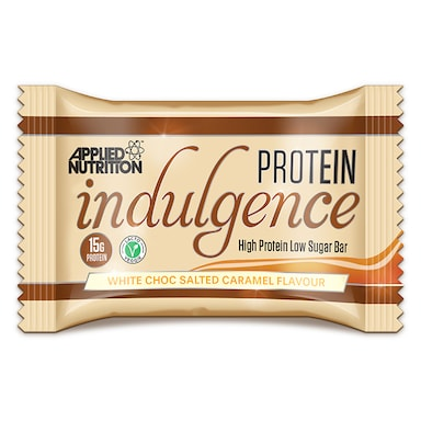 Applied Nutrition Indulgence White Chocolate Salted Caramel Bar 50g