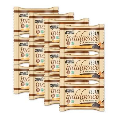 Applied Nutrition Vegan Indulgence Belgian Chocolate Orange 12 x 50g