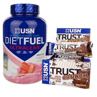 USN Body Management Strawberry Bundle