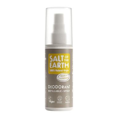 Salt of the Earth - Amber & Sandalwood Deodorant Spray 100ml