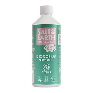 Salt of the Earth - Melon & Cucumber Spray Refill 500ml
