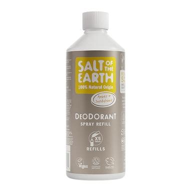 Salt of the Earth - Amber & Sandalwood Spray Refill 500ml