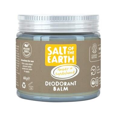 Salt of the Earth Amber & Sandalwood Deodorant Balm
