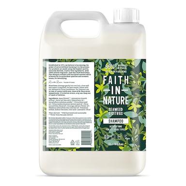 Faith in Nature Seaweed & Citrus Shampoo 5L