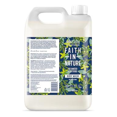 Faith in Nature Seaweed & Citrus Body Wash 5L
