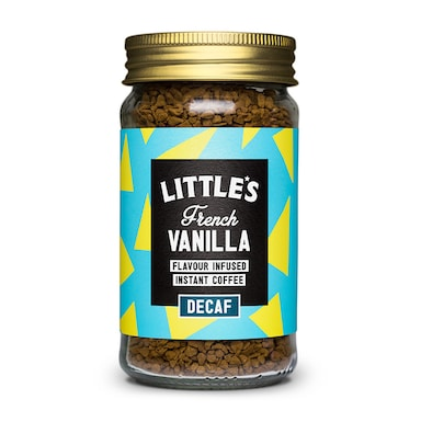 Little's Coffee French Vanilla Decaf 50g
