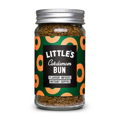 Little's Coffee Cardamom Bun 50g
