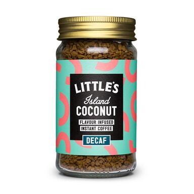 Little's Coffee Island Coconut Decaf 50g