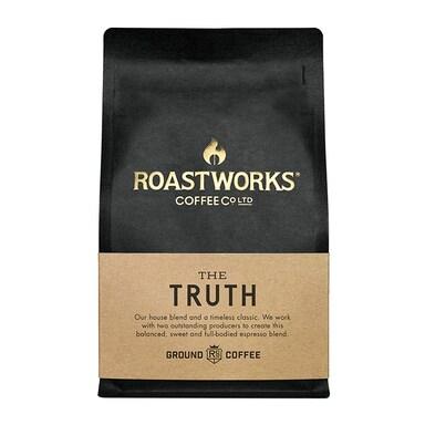 Roastworks Coffee Co Ltd. The Truth Ground Coffee 200g