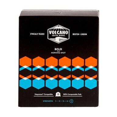 Volcano Coffee Works Bold Pods 10 caps