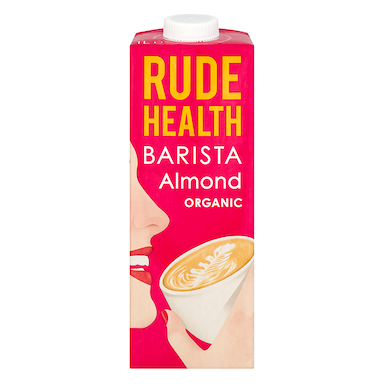 Rude Health Almond Barista Drink 1L