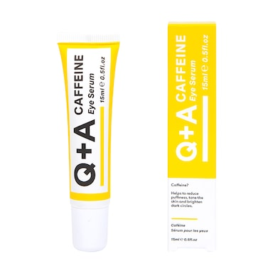 Q+A Caffeine Eye Serum 15ml